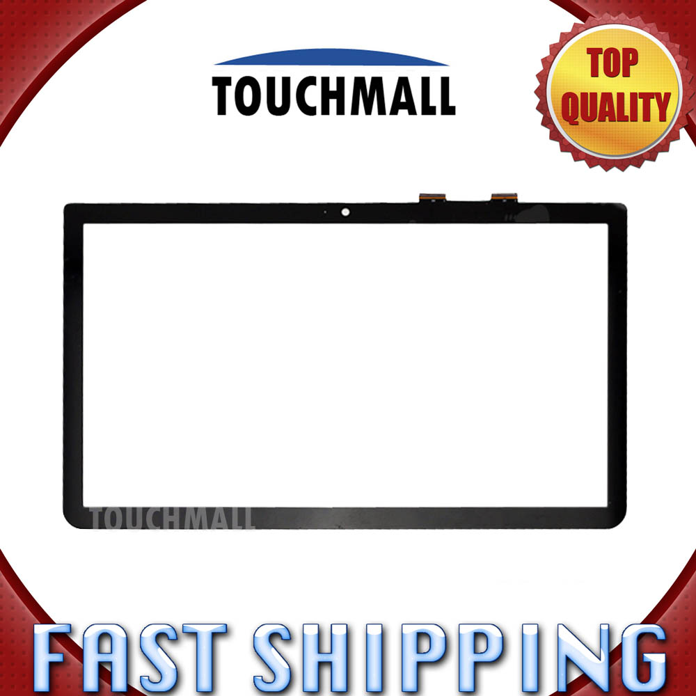 For Toshiba Satellite L50T-B- Series L50T-B-12R Replacement Touch Screen Digitizer Glass 15.6-inch Black For Tablet <br><br>Aliexpress