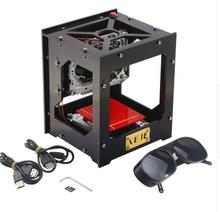 mini laser engraver 1000mW High Speed Mini USB laser engraving machine Carver Automatic DIY Print Carving Machine cnc wood
