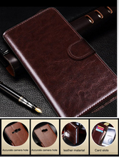 e Cover High Quality Leather Magnetic Flip Stand Wallet Phone Case For LG G3 Beat / G3 S G3S / G3 mini D722 D725 D728 D724 coqu(China)