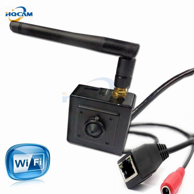 HQCAM 960P Wireless Onvif HD 1.3MP Mini wifi IP Camera Indoor Network IP Camera Support P2P Mobile Remote view mini ip camera<br>