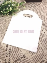 Newest Plastic Patchwork Fashion Shopping Bags,500pcs White Boutique Shopping Pouch For Jewelry/Candy/Gift/Clothes Packaging
