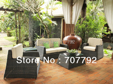 New Style outdoor synthetic rattan furniture(China)