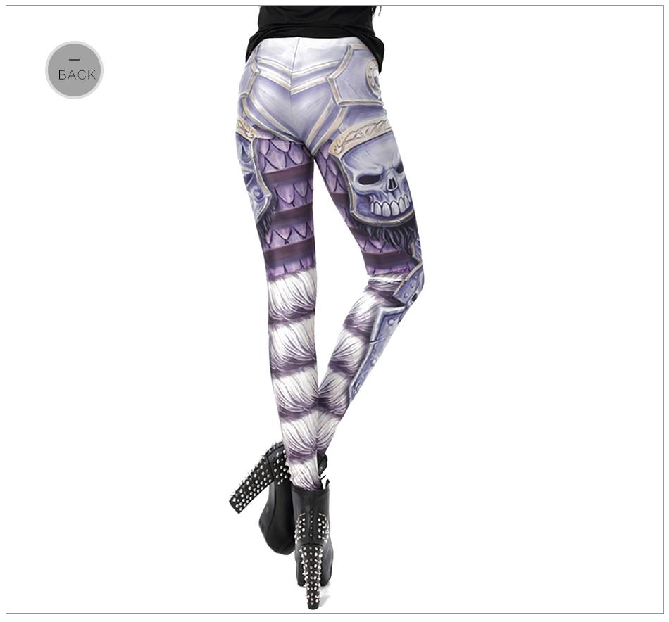 17 New Design Spring Summer WOW OF THE HORDE Legins Popular Fashion Leggins Printed Women Leggings 26