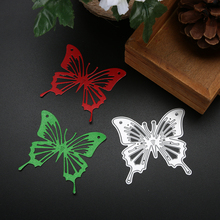 Butterfly Shape Cutting Dies Stencils For DIY Scrapbooking Photo Album Decorative Embossing Folder Craft Cutter Tool