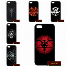 Stunning Greatest Satan Logo Cover case for iphone 4 4s 5 5s 5c 6 6s plus samsung galaxy S3 S4 mini S5 S6 Note 2 3 4 S0406(China)