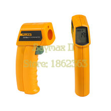 Fluke 59 mini Non-Contact Digital Laser Temperature Gun IR Infrared Thermometer Sight -18~275C(0~525F) Emissivity 0.95 8:1(China)