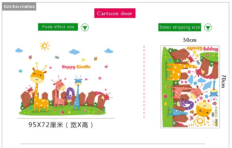 HTB1M49UbOERMeJjy0Fcq6A7opXad - Multi-type Cartoon Sticker For Bathroom Or Kitchen