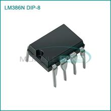 10PCS LM386 LM386N DIP-8 Audio Power AMPLIFIER IC