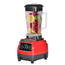 220V/110V 3HP 2L BPA FREE commercial grade home professional smoothies power blender food mixer juicer food fruit processor(China)