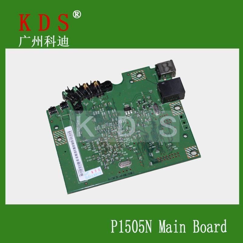 CB418-60001 Formatter (Main logic) board - For hp LaserJet P1505n printer parts<br><br>Aliexpress