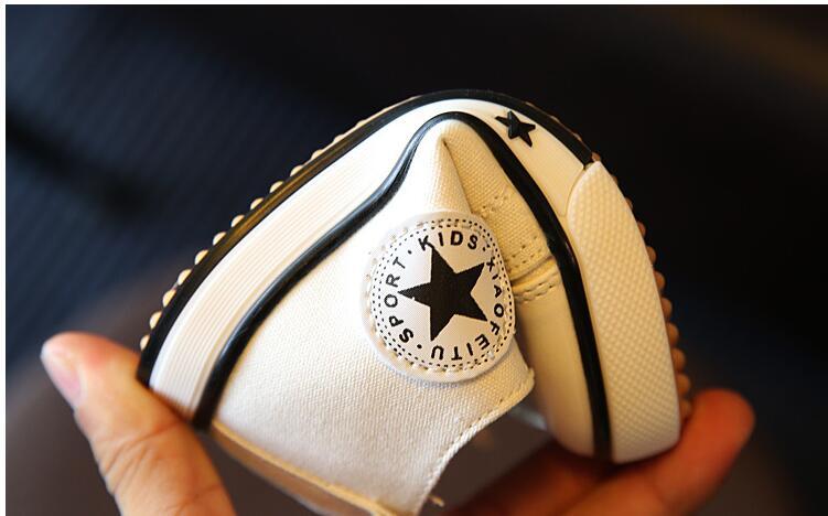 2018 Respirant Sneaker Chaussures Garçons et Filles 36