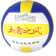 New Official Size 5 PU Foam Leather Volleyball Match Volleyball Indoor Outdoor Training Ball Match Volleyball Ball(China)