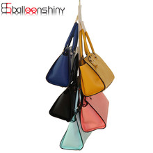 5 Hooks Handbag Storage Hanging Bag Organizer Closet Rack Hangers Purse Tote Bag Storage