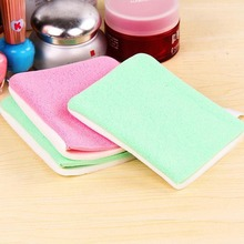 (10 pcs/lot) Free shipping Makeup Tools Fashion Design Cosmetic Puff Facial Cleaning Puff Sponge Pad 9915(China)