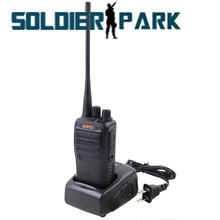 Communication Equipment Handheld GYQ-3900 Walkie Taklie Transceiver US Army Portable Clip On Two Way Radio to Tactical Backpack