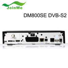 DM800se A8P Sim card Satellite Receiver DVB-S BCM4505 Tuner Decoder DM800hd se Linux system  Free Shipping