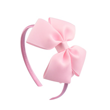 20color High Quality Solid Hairbands Princess Hair Accessories boutique tiara Hairband Girl Headband Hair Accessories 674(China)