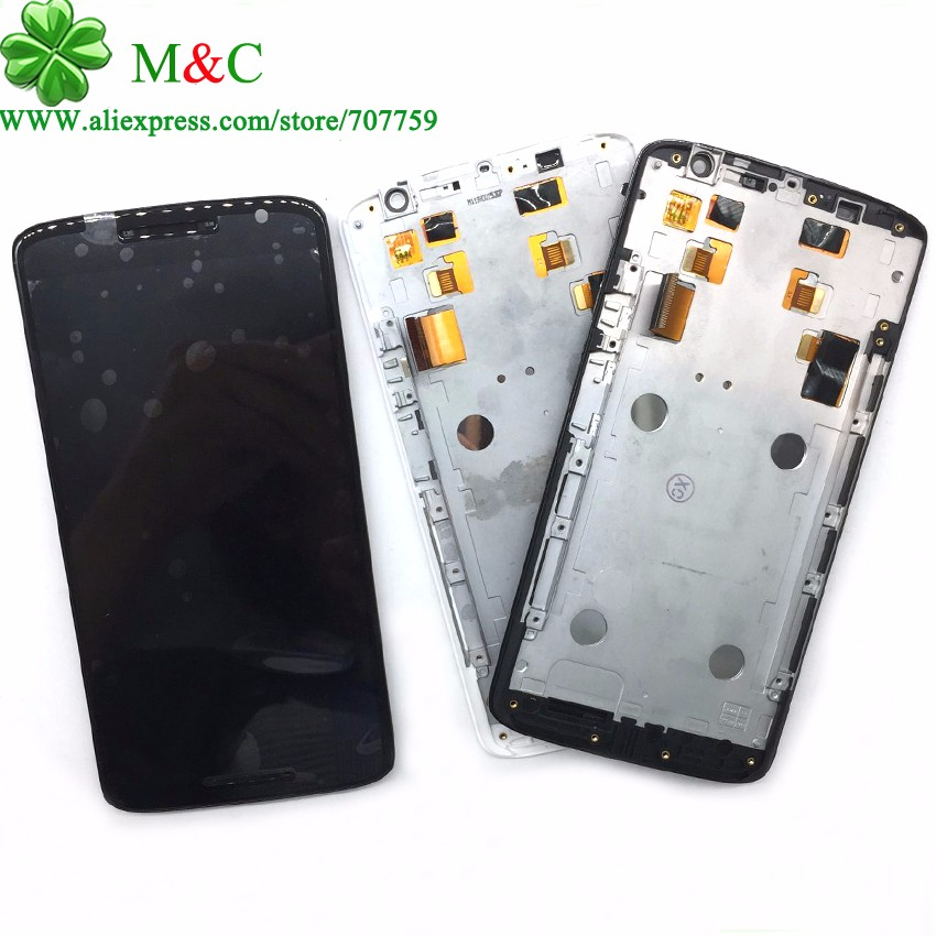 10PCS 5.5 New X Play LCD Touch Panel For Motorola MOTO X Play XT1561 XT1563 Display Touch Screen Digitizer With Frame by DHL<br><br>Aliexpress