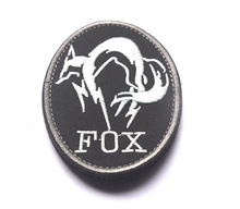 Metal Gear Solid FOX HOUND Special Force Group Embroidered Patch