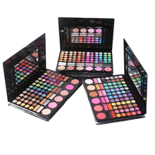 78 color eye shadow combination disc spot wholesale processing of color Ebay hot studio blush lipstick