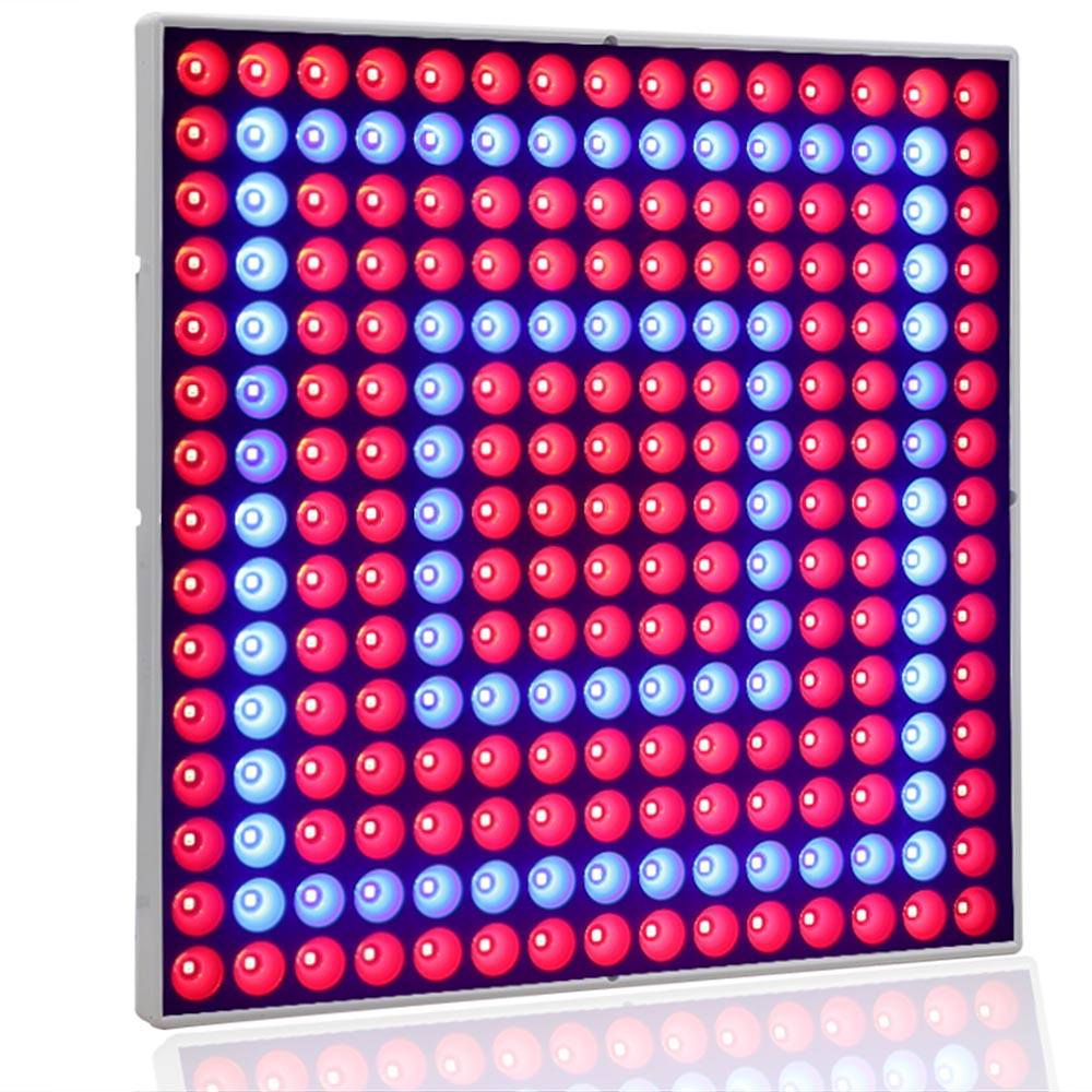 45W 225 SMD LEDs Grow Light Indoor Hydroponics Plant Grow Light lamps Lighting Panel Full Spectrum With Hanging Kit<br><br>Aliexpress