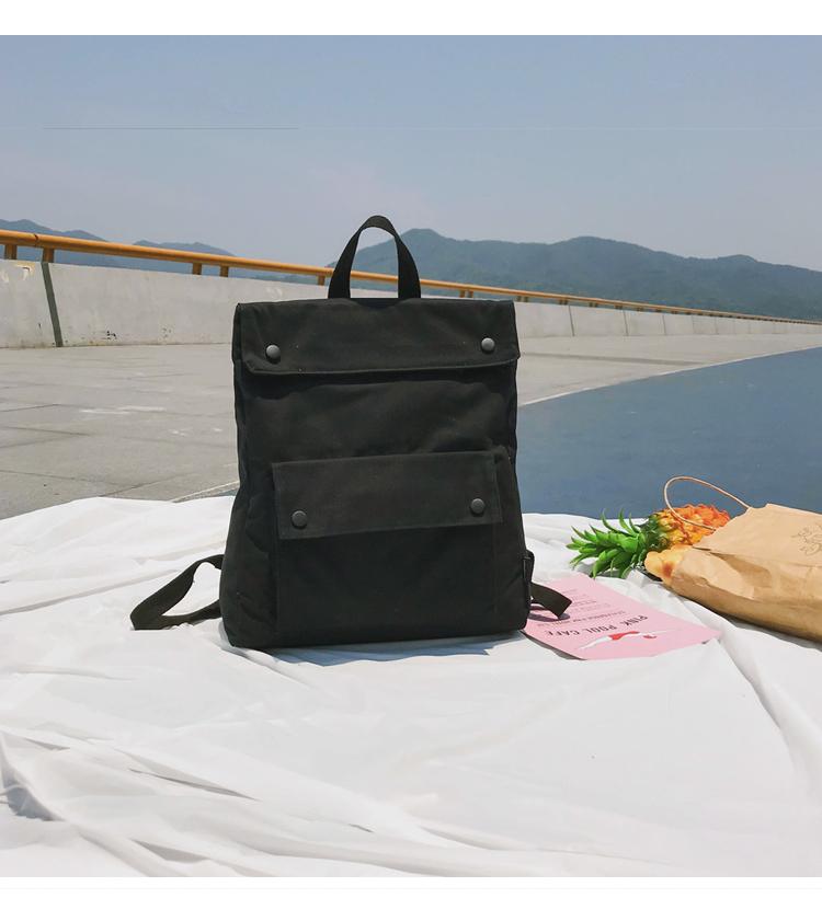 Menghuo Brand Female Women Canvas Backpack Preppy Style School Lady Girl Student School Laptop Bag Cotton Fabric bolsas00_31-1_15