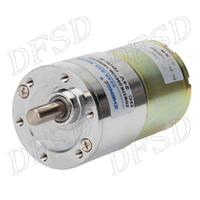 DC 24V 2 RPM High Torque & Low Noise Electric Metal Gear Box Reduction Motor