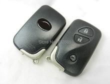 Brand New Keyless Entry Case Smart Remote Key Shell 3 Buttons For Lexus IS250 ES350 GS350 LS460 GS Key Card