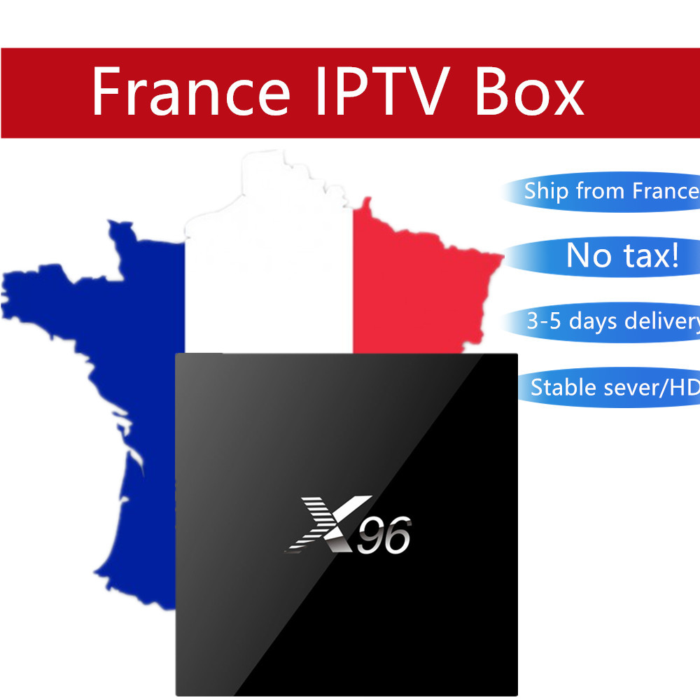 X96 Smart TV Box Android 7.1 + 1300 neo iptv live vod stable sever Franch Belgium Arabic Amlogic S905X android tv box