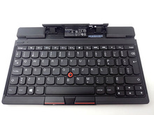 New Original Bluetooth Keyboard for Lenovo ThinkPad Tablet 2 Ultra thin Built-in Battery Bluetooth Keyboard(China)