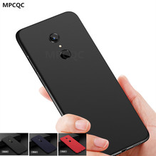 Buy MPCQC Luxury Back Matte Soft Silicon Full Cover Case Xiaomi Redmi 5 / Redmi 5 Plus 5plus Silicone phone Case Protector glass for $1.12 in AliExpress store
