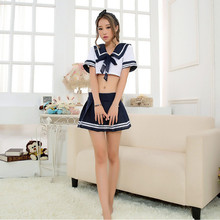 New sexy Taste uniforms cosplay academy style student costumes sexy lingerie DS lingerie dress skirt sexy school uniform