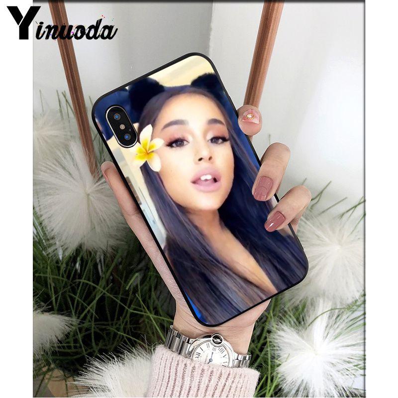 Ariana Grande Novelty Fundas