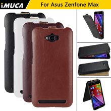 ASUS Zenfone MAX zc550kl Case flip leather cover for Asus Zenfone Max Phone cases back cover Shell mobile phone accessories(China)