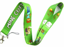 Lot 10Pcs Popular Cartoon Mobile Cell Phone Lanyard Neck Straps Party Gifts A149