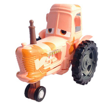 7cm-9cm Pixar Cars Tipping Tractor Diecast Metal Toy Car For Children Gift 1:55 Loose In Stock With Opp Bag