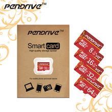 Pendrive Memory Card Micro SD Card 4GB 8GB 16GB 32GB 64GB New Version TF Card Standard Speed Used For Smart Phone(China)