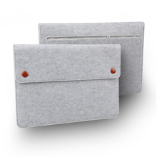 "Newest Felt for macbook 12"" Laptop Sleeve Pouch For Ultrabook Notebook Laptop table Cover Case for ipad mini ipad air"