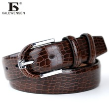 Buy 2017 designer high luxury brand genuine leather pin buckle belts men fashion business men belts cinto masculino LJ011 for $9.94 in AliExpress store