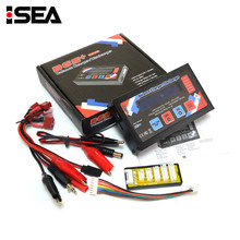 HTRC Multi-function Rapid DC Battery Charger B6S+ 50W 5A RC Balance Charger Discharger For 1-6s LiPo/ Li-Ion/ Li-Fe Battery(China)