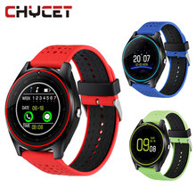 Buy Bluetooth Smart Watch V9 DZ09 Camera Smartwatch Pedometer Health Sport MP3 Clock Hours Men Women Smartwatch Android IOS for $24.38 in AliExpress store