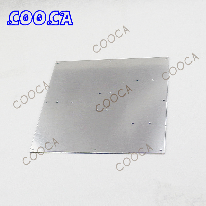 Reprap 3D printer hjeated bed accessories MK2a MK2b heated bed heating plate aluminum alloy plate<br><br>Aliexpress