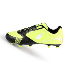 Professional Football Boots Men Outdoor Indoor Football Shoes Special Lawn Game Fg Spike Soccer Shoes For Man Green 39-44 Size