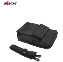 effelon Universal 6.4'' Phone Pouch Belt Clip Bag for iPhone 8 7 6 6S Plus 5 5S 4 4s Fashion Pen Slot Case for Samsung /Sony/HTC(China)