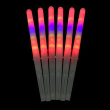 5PCS/Lot Glow Stick LED Cotton Candy Flashing Sticks Lighting Fluorescent Glowing Event Festive Party Supplies Emergency Lights(China)