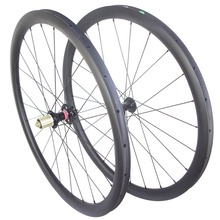 700C Disc brake road carbon wheels cyclocross bike carbon wheelset 38mm 50mm 60mm clincher wheels tubular wheels