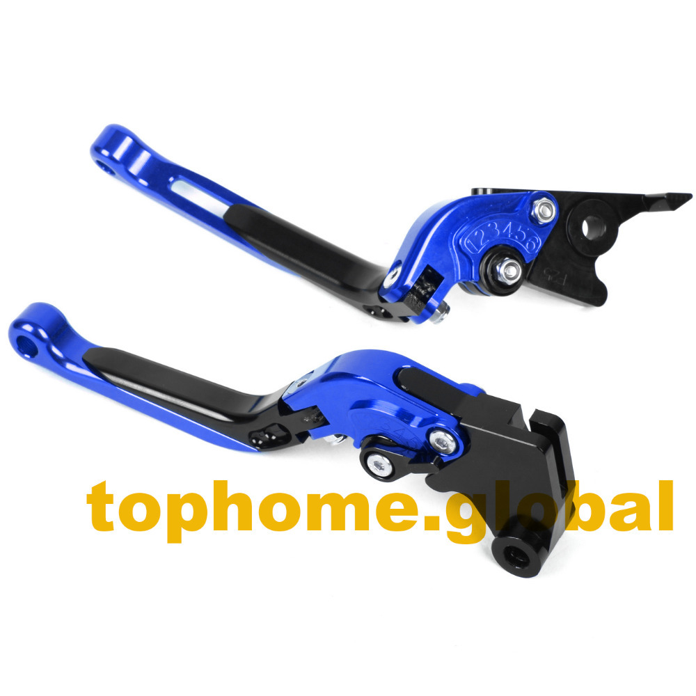 Motorbike Accessories CNC Foldable&amp;Extendable Brake Clutch Levers For Hyosung GT250R 2006-2010  2007 2008 2009<br>