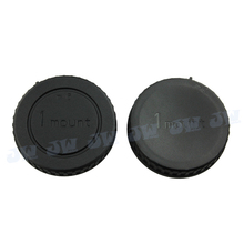JJC L-R13 Front Body Cap Body Rear Lens Cap For NIKON 1 J3 J2 J1 S1 AW1 V3 V2 V1 & 1 mount Camera Lens AS BF-N1000 LF-N1000