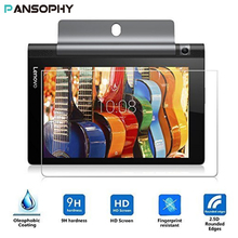 "Buy PANSOPHY 9H Screen Protector 10.1"" Lenovo Yoga Tab 3 10.1 Tempered Glass Lenovo Yoga Tab3 X50L X50F 10.1 Protective Film for $3.82 in AliExpress store"