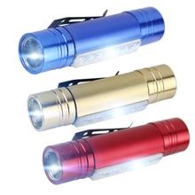 BORUiT L811B XPE Q5 LED Headlamp 3-Mode Flashlight Headlight Tail Magnet Hunting Camping Frontal Head Torch 18650 Battery
